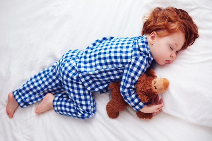 intarcare blanda, somnul bebelusului